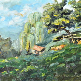 14X18/Oil on Canvas