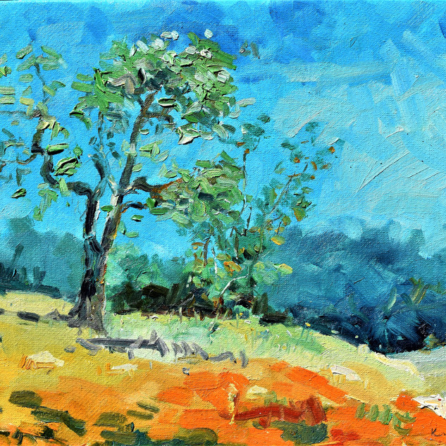 11x14/oil on canvas