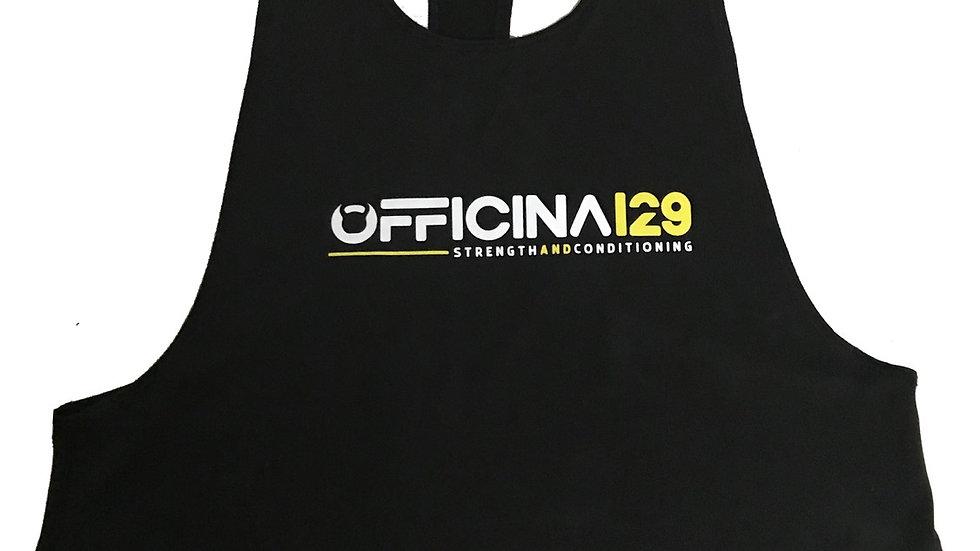 Canotta Donna Officina 129 - Nera/Black