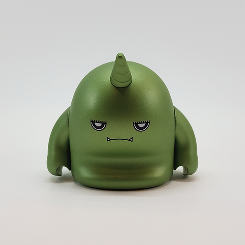 Unisaur: Peridot Green in Metallic Series