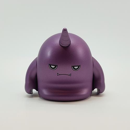 Unisaur: Amythyst Purple in Metallic Series