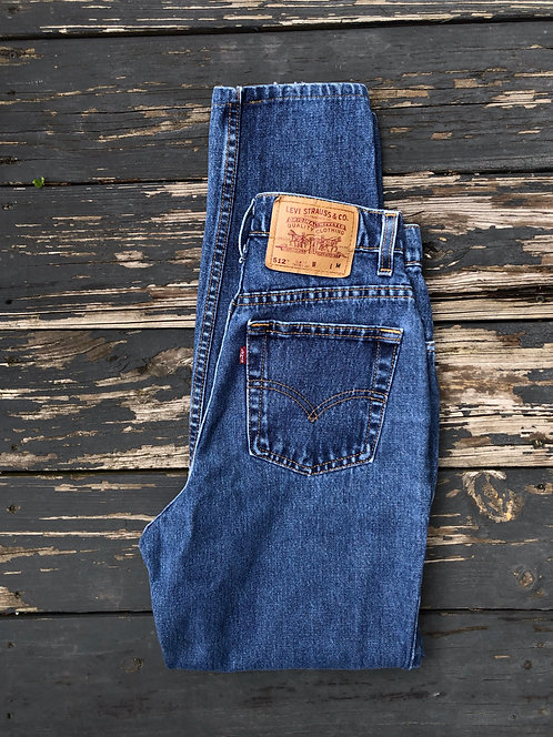 Women's Vintage Levi's 512 Denim