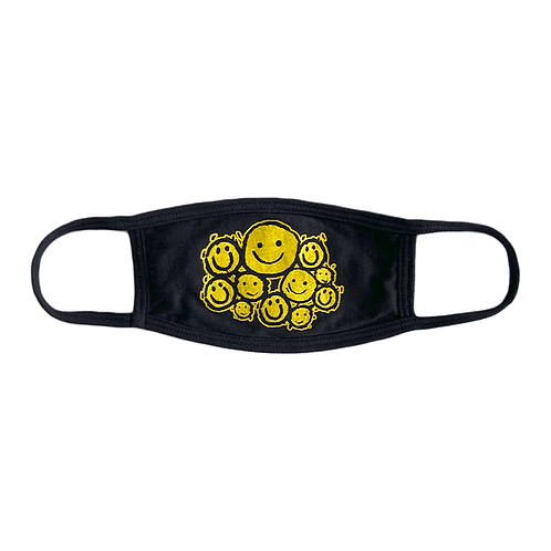 Lil Ballers Smiley Face Mask