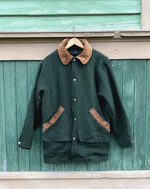 Men's Vintage Woolrich Wool Jacket + Liner