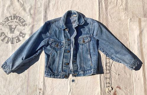 Vintage Drifter Denim Jacket