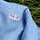 Thumbnail: Vintage Hoover NYC Pinstripe Uniform Top