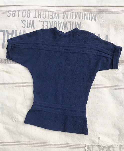 Vintage 50's SS Knit Sweater