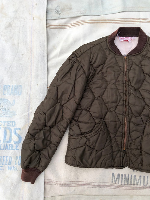 Vintage Quilted Thermal