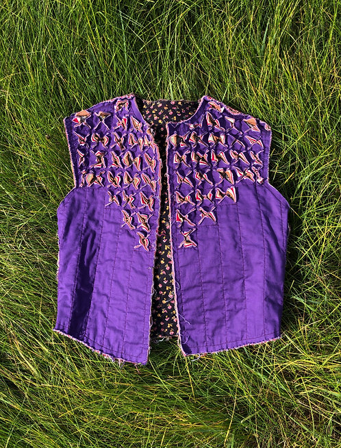 Made by Hand Vintage Vest