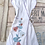 Thumbnail: Vintage Flour Sack Wrap Dress Robe