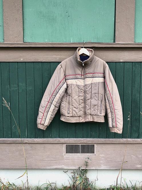 Men's Vintage 80's Puffer Jacket