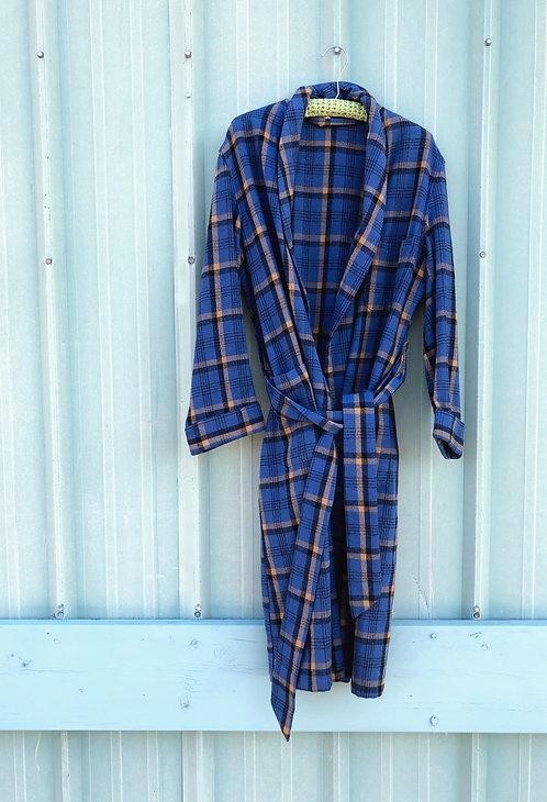 Vintage 50's Wool Robe