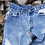 Thumbnail: Thrashed + Patched Levi's 501XX
