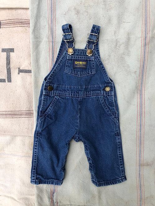 Kids Vintage Oshkosh B'Gosh Overalls