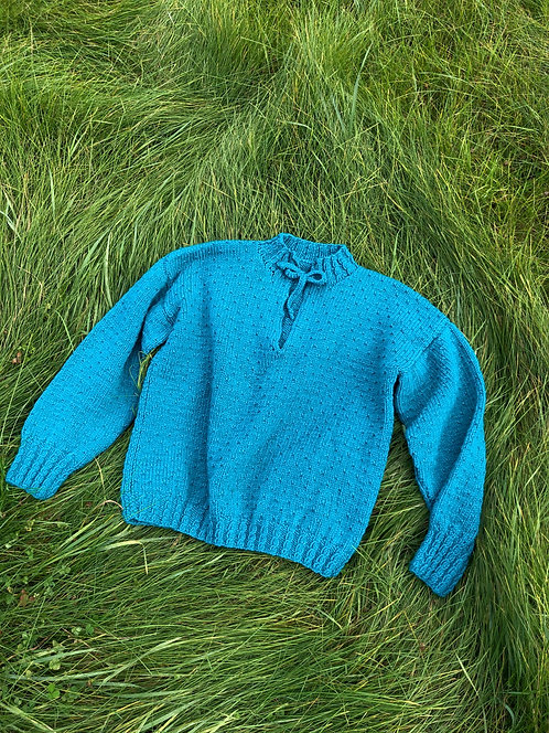 Handmade Vintage Knit Sweater