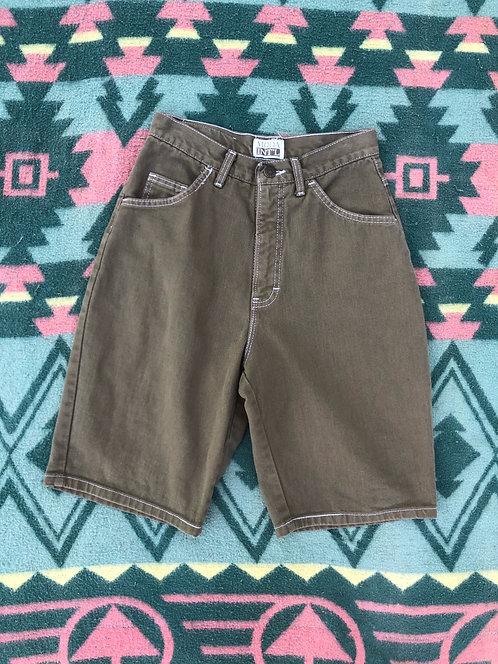 Women's Vintage 90s Denim Shorts