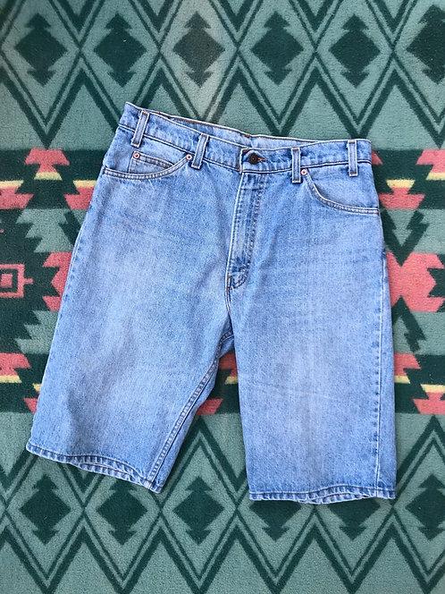 Men's Vintage Levi's 550 Denim Shorts