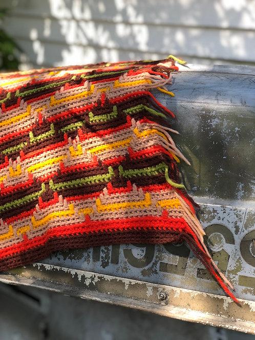 Handmade Vintage Blanket