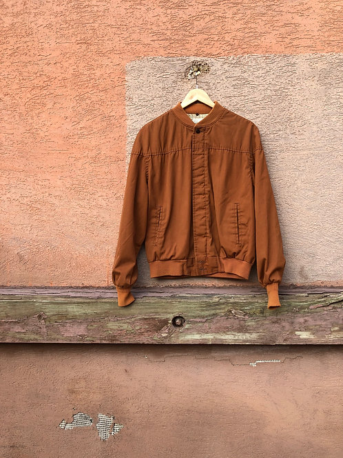 Vintage 60's Lightweight Bomber Jacket