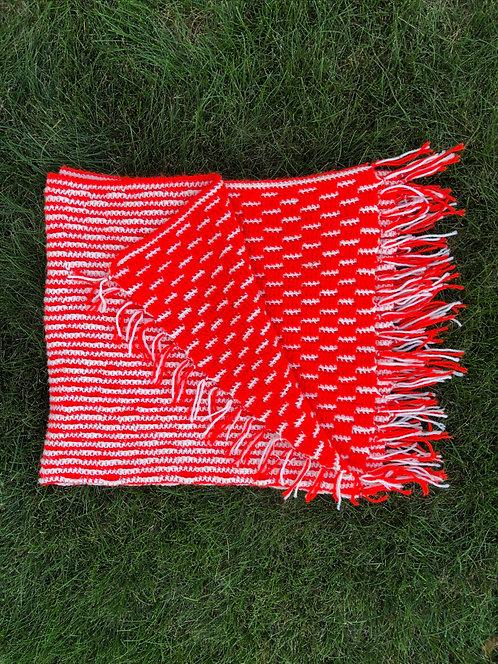 Handmade Afghan Blanket