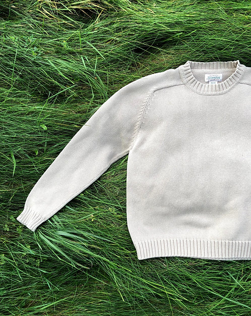 St John's Cotton Pullover