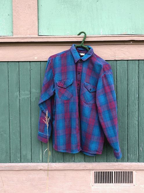 Vintage Oshkosh B'Gosh Cotton Flannel