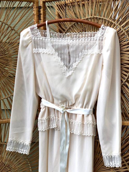 Vintage 60's Lace Dress