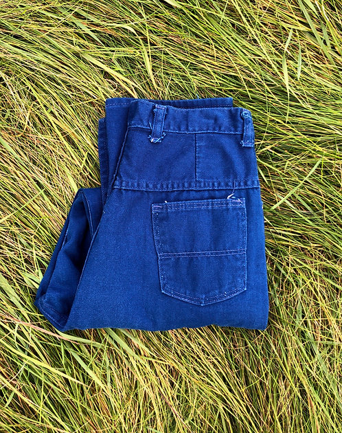 Vintage 60's Roebucks Denim