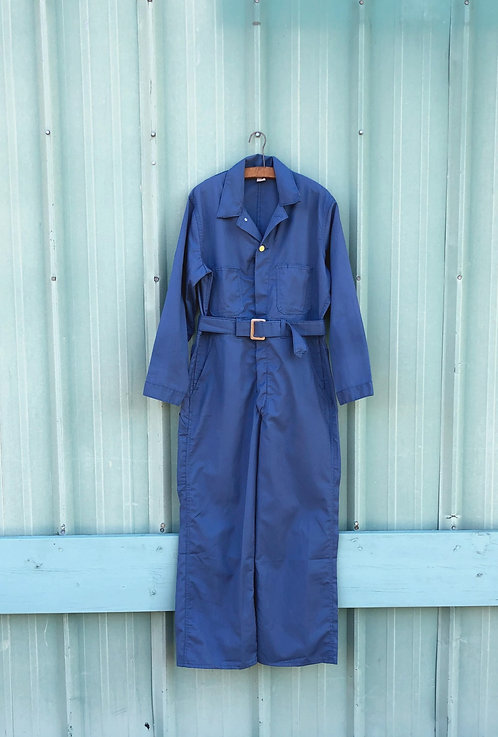 Vintage 80's Belted Coveralls