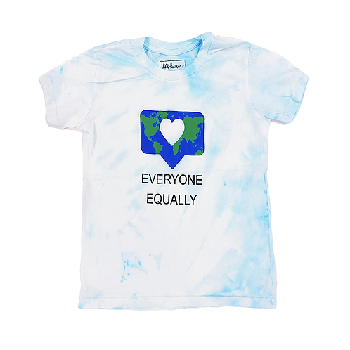 Lil Ballers Love Everyone Equally Shirt