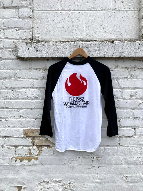 80's Vintage World's Fair T-shirt, Deadstock