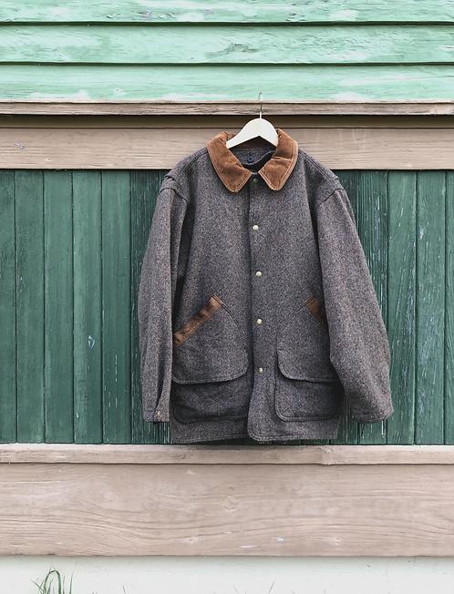 Men's Wool Hunting Coat