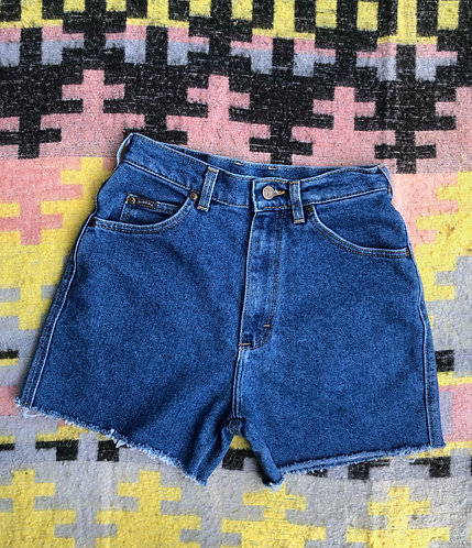 Vintage 60's Unionmade Lee Riders Cut Offs