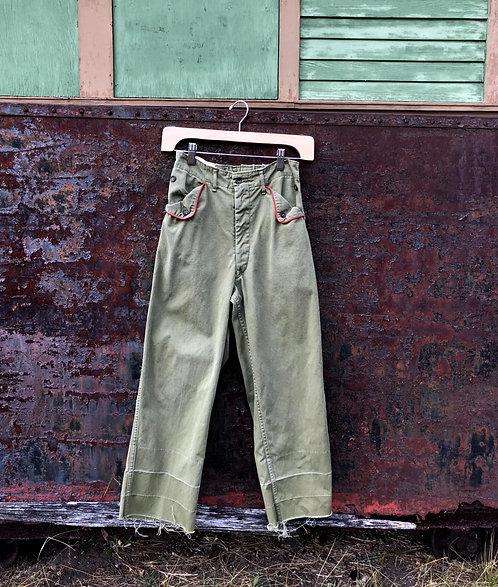 Vintage BSA Chinos