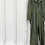 Thumbnail: Vintage Army Green Coveralls