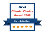 Chicago Attorney, Steve McCann of Ball & McCann, P.C. is awarded Clients' Choice Award