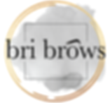 BRI BROWS LOGO