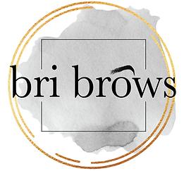BRI BROWS LOGO