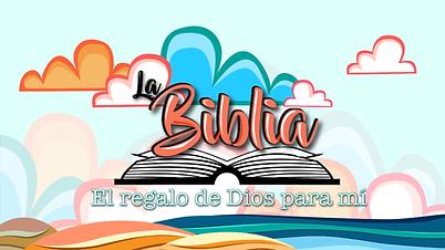 La Biblia Cover