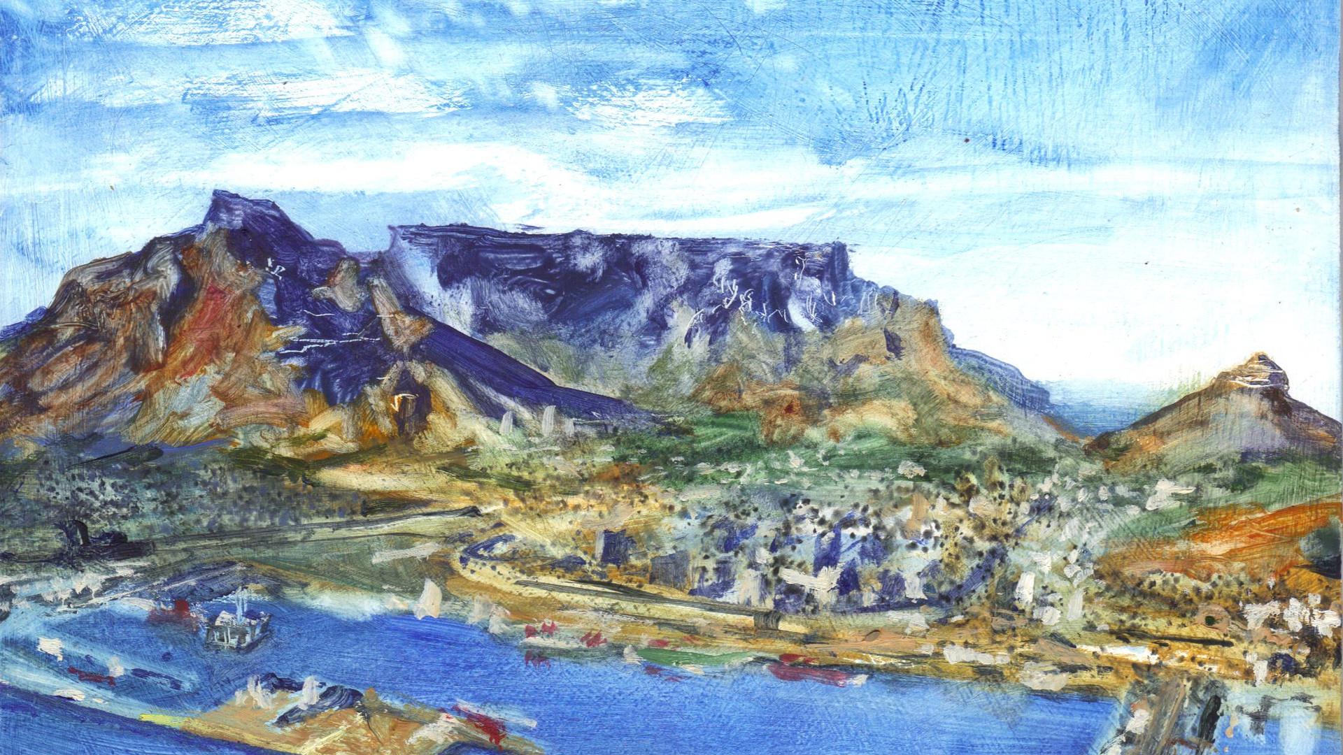 Y Coetsee. Table mountain today.jpg