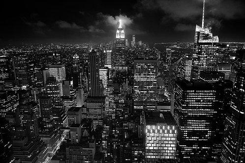 Cityscape - New York City - NEW!