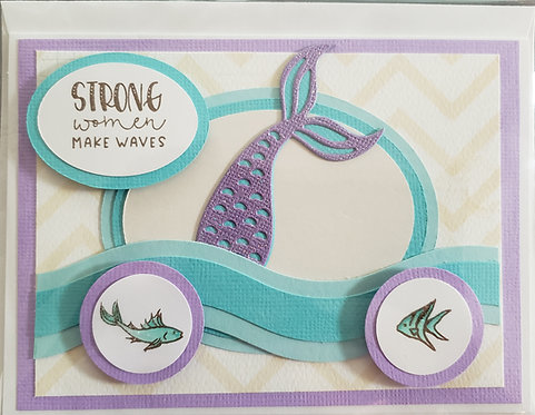 Strong Women Card - only 2 left!