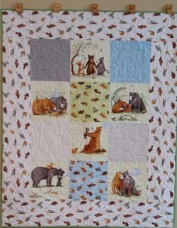 Bear Quilt 1