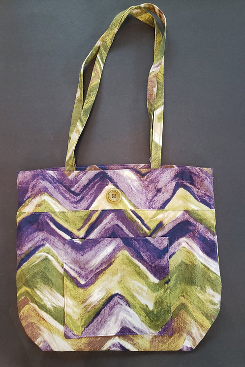 Market Bag with Front Pocket 1 - only 1 available - NEW!