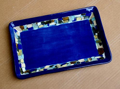 Mosaic Rectangular Platter