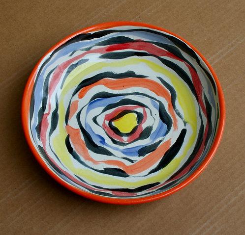 Medium Multicolor Bowl