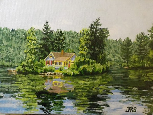Island Cottage - Vermont