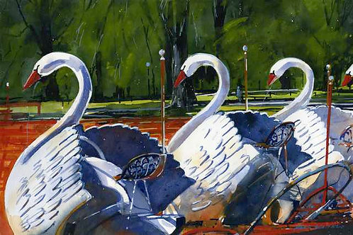 Swan Boats (Boston)
