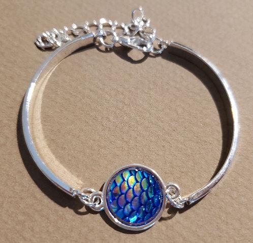 Mermaid Bracelet (blue)