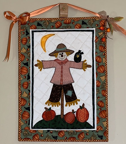 Scarecrow Wall Hanging - NEW!